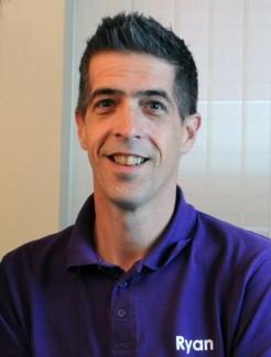 Photo of Ryan for blog
