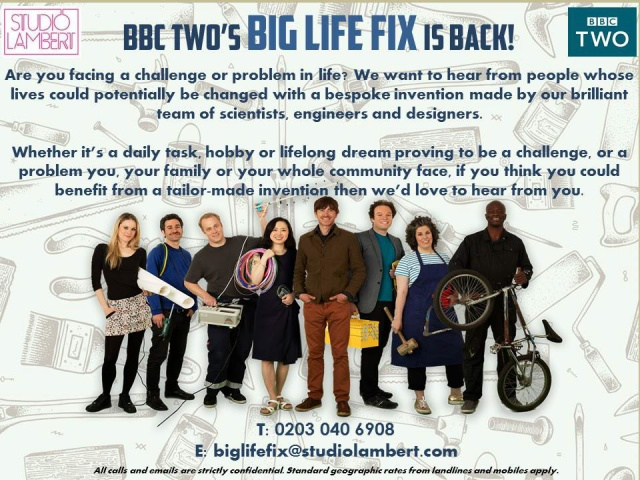 IMAGE BBC Two's Big Life Fix is back 120117.jpg