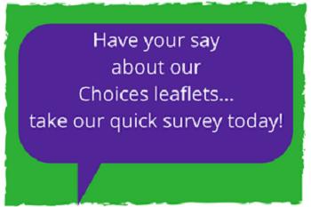 Choices survey 1
